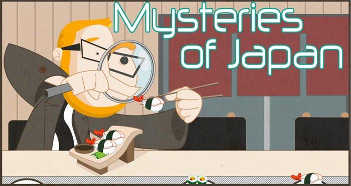 Mysteries of  Japan