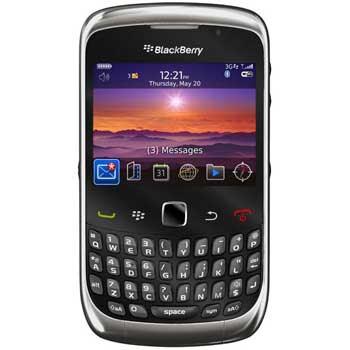 Características técnicas de la BlackBerry Curve 3G 9300