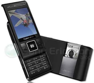 Características y detalles del Sony Ericsson C905