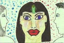 Cleópatra e seus dois amores