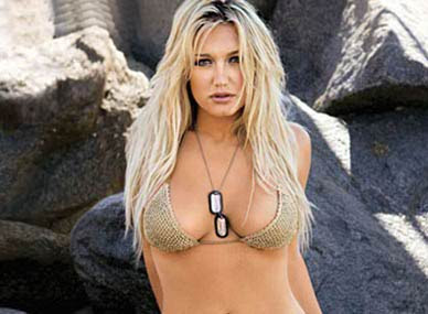 brooke hogan model