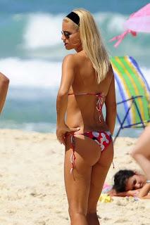 Michelle Hunziker-bikini