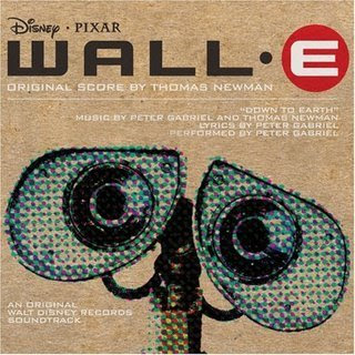 Wall-E+Soundtrack Wall - E   [Trilha Sonora]