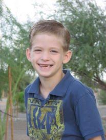 Daniel - 8 years old