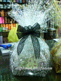 mini hamper raya tema silver mini hamper raya tema gold
