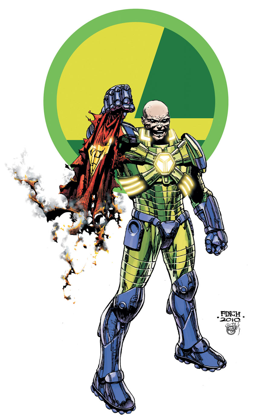DC COMICS: I SIMBOLI DEGLI EROI (PARTE 3) - SUPERMAN