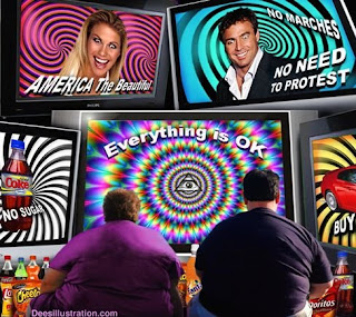 TV, tv programs, yeni dünya düzeni, illuminati, beyin yıkama, zihin kontrol, brainwashing