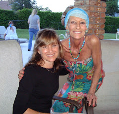 My dear Friend Colleen and me 7/08
