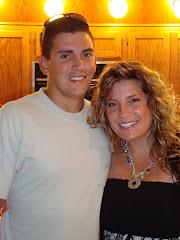 Sarah and her boyfriend Kyle 7/08