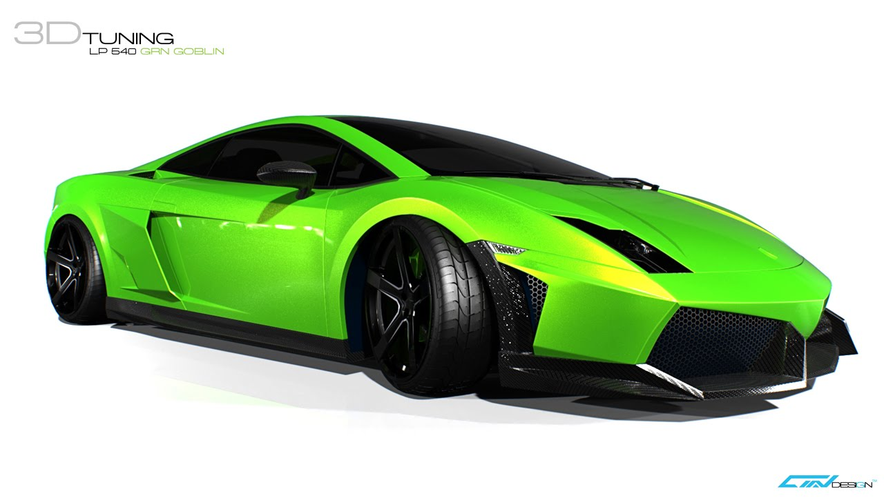 worked with Lamborghini to