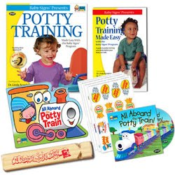 baby signs potty training kit give-away