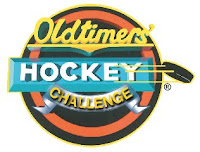 oldtimer's hockey challenge give-away