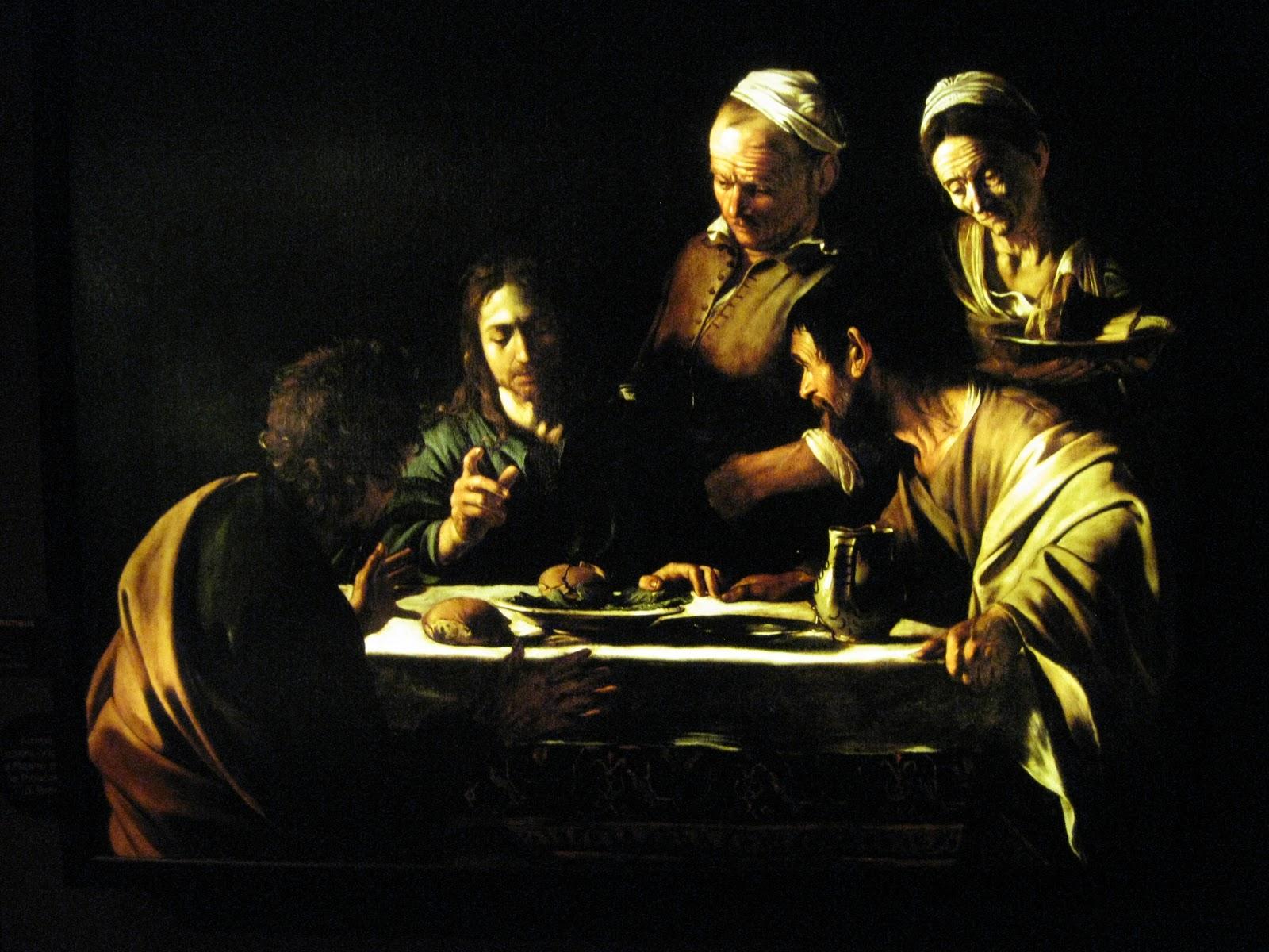 Climblog mostra impossibile di caravaggio a milano for Caravaggio a milano