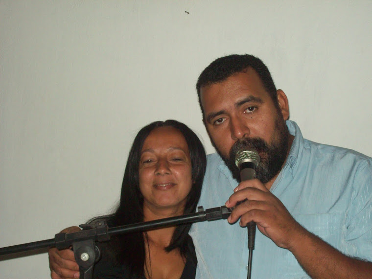 PASTOR ADONIAS E PASTORA MARY