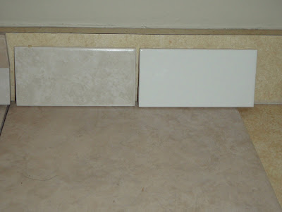 Kitchen Tile Options on Along The Way  Kitchen Tile Options  Which Do You Like Better