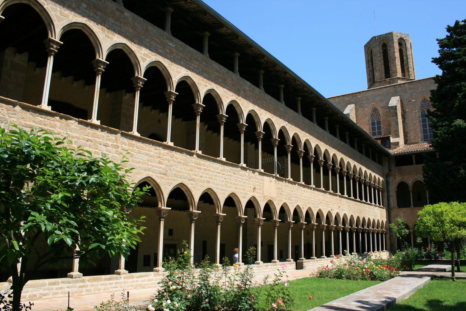 TEFL-Barcelona blog: Monestir de pedralbes