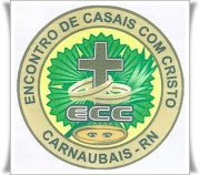ECC - Encontro de Casais com Cristo.