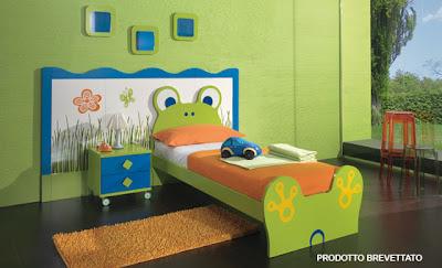 Le camerette dei bambini: novità primaverili · Pane, Amore e Creatività