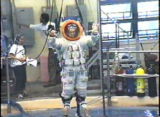 MX 2 Spacesuit