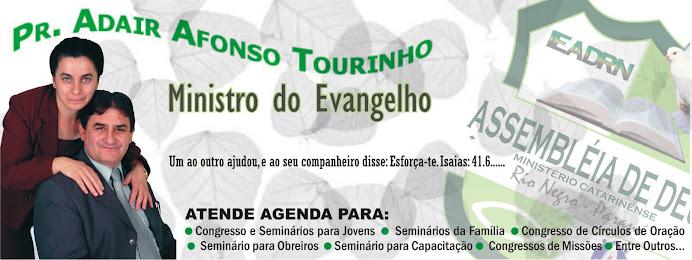 Pr. Adair Afonso Tourinho
