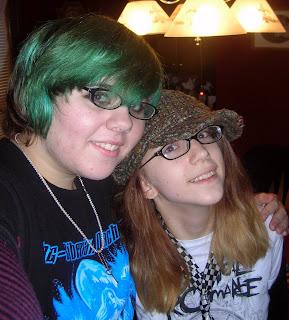 Amanda & Ayla