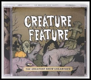 The Greatest Show Unearthed CD