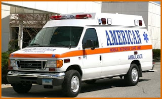 American Ambulance Car Apollo