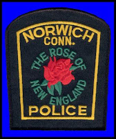 Norwich Police Department Patch