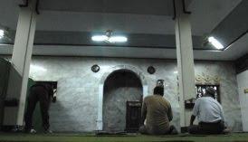 Tiang Masjid Bergeser