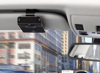 Car Visor Speakerphone
