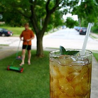 Picture of Iced Green Tea