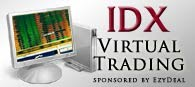 Download IDX Virtual trading