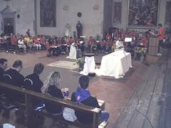 inizio evangelizzazione 2009