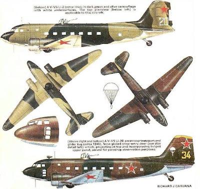 DOUGLAS DC3 Lisunov+Li-2_0