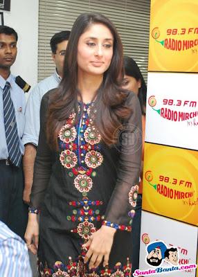 Bollywood Album: kareena kapoor in red dress in kurbaan