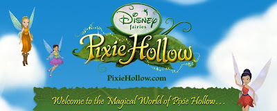 Create Your Very Own Fairy at Pixie Hollow!