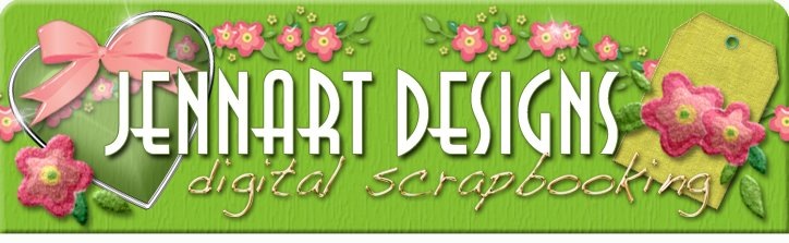 JennArt Design - Digital Scrapbooking