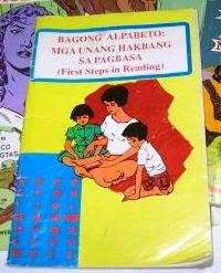 libro, una kung coloring book. At kahit naman papaano eh nasa loob ng