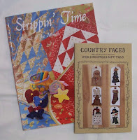 Quilt book and gift tag pattern