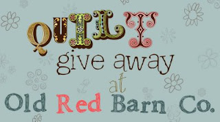 The Old Red Barn Co. logo