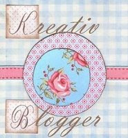 Creative Blogger Award Logo
