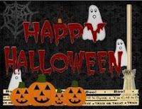 Happy Halloween logo