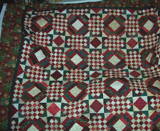 Carolina Crossroads quilt