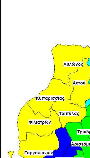 Ισχυρή οντότητα ο Δήμος Τριφυλίας με κοινά χαρακτηριστικά
