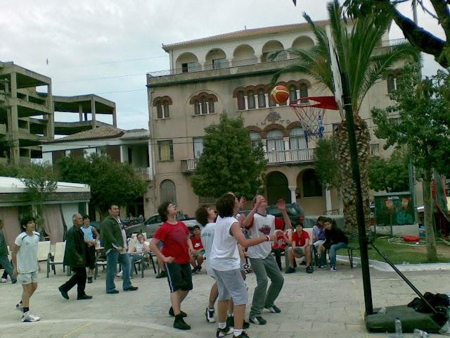 Βραβεύσεις και κοσμοσυρροή στο Τουρνουά 3Χ3 στη Κυπαρισσία