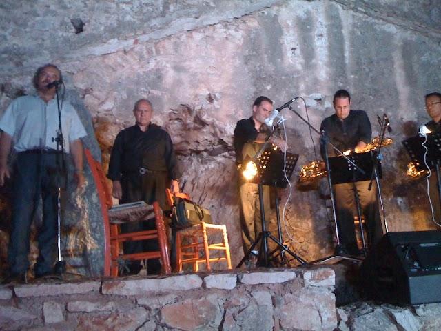 Μουσικό Κουαρτέτο γεμάτο αναμνήσεις στο Κάστρο...