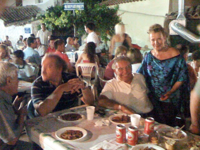 230 κιλά μπάμιας για την γιορτή στο Δ.Δ. Αρμενιών
