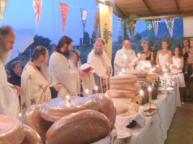Με λαμπρότητα και....φανουρόπιτες η εορτή του Αγ. Φανουρίου στους Αρμενιούς