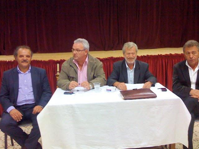 Πρώτη συγκέντρωση της Δημοτικής ομάδας για το σχεδιασμό του νέου Δήμου Τριφυλίας