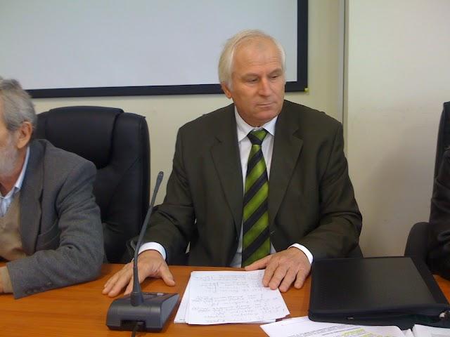 Σύσκεψη Καλκαβούρα με επικεφαλείς των παρατάξεων